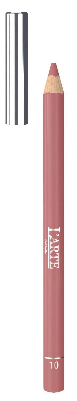 Купить LARTE DEL BELLO Карандаш для губ, тон 10 / PROFESSIONALE 1, 12 г