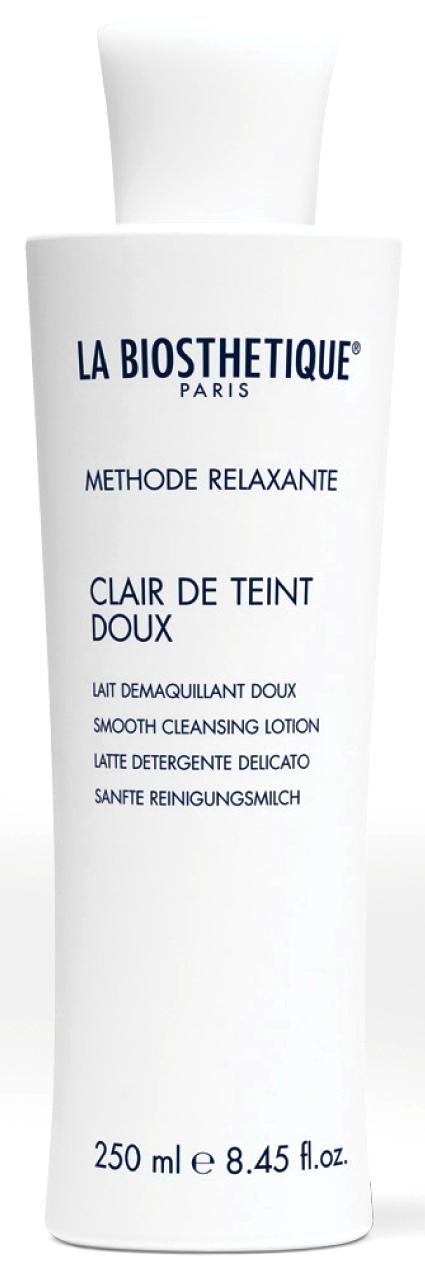 LA BIOSTHETIQUE Эмульсия мягкая очищающая для чувствительной кожи / Clair de Teint Doux 250 мл la biosthetique clair de teint stimulant мягко стимулирующая очищающая эмульсия для сухой уставшей кожи 250 мл