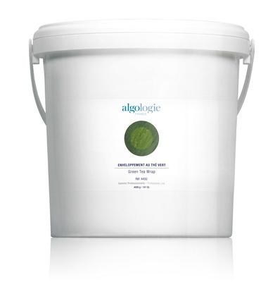 ALGOLOGIE Обертывание с экстрактом зеленого чая 4 кг