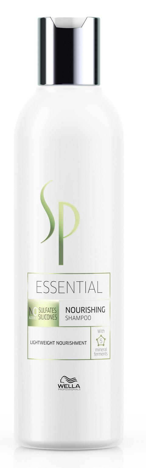 WELLA SP Шампунь питательный для волос / Essential 200 мл.