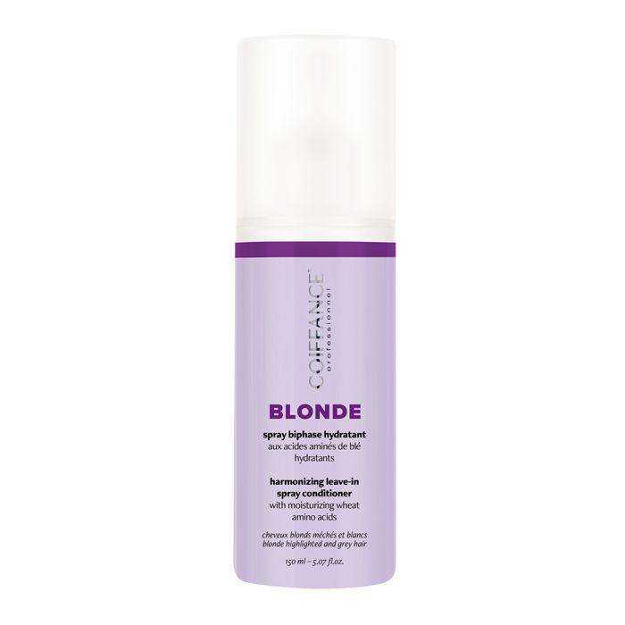Купить COIFFANCE PROFESSIONNEL Спрей-кондиционер двухфазный увлажняющий для светлых волос / MOISTURIZING LEAVE IN SPRAY 150 мл
