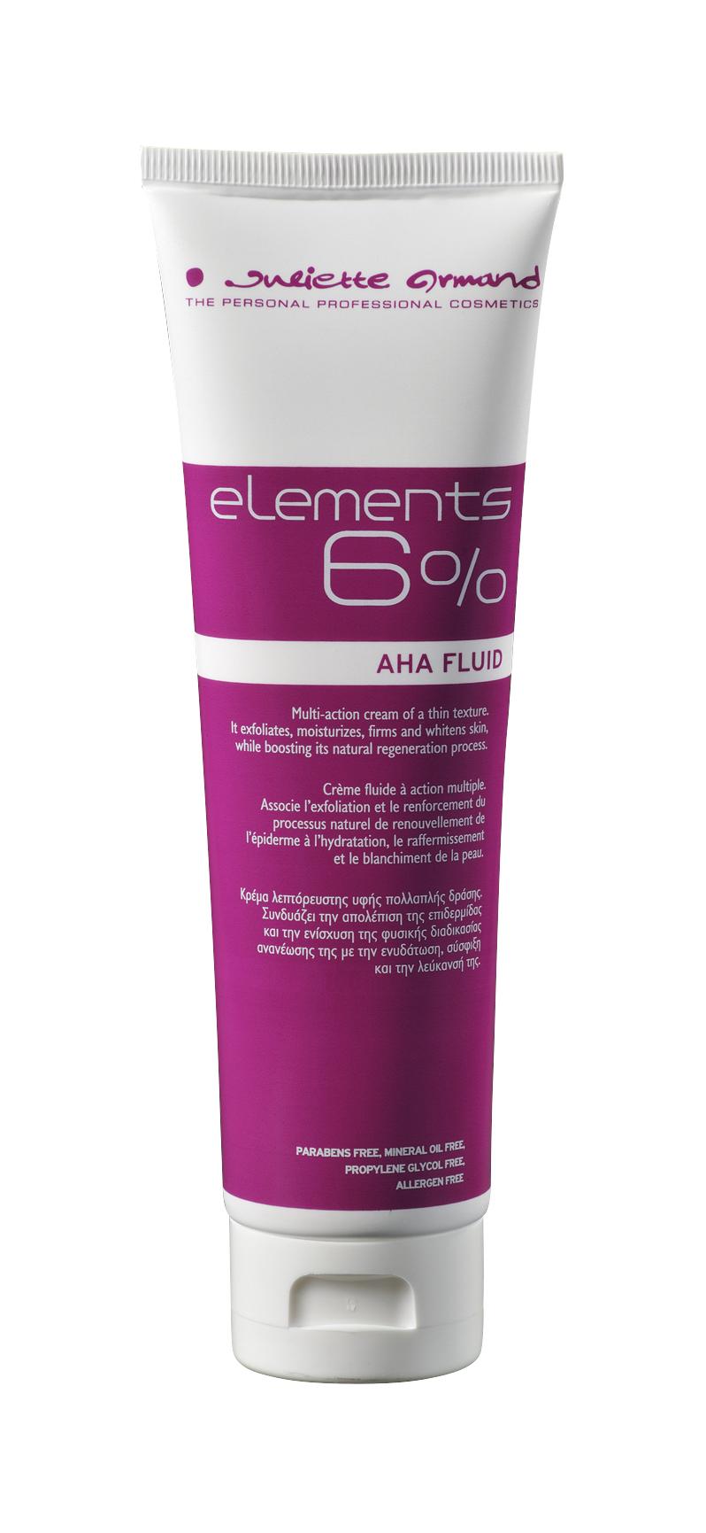 JULIETTE ARMAND Флюид 6% АНА кислот /6% AHA Fluid without granules 150 мл. от Галерея Косметики