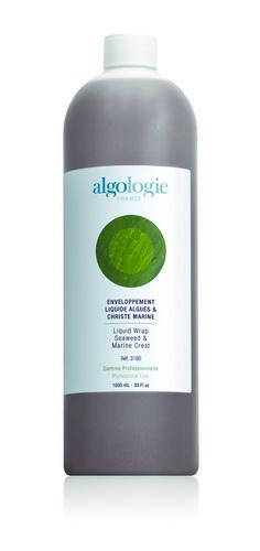 ALGOLOGIE Жидкость с морским критмумом для оберывания 1000мл от Галерея Косметики