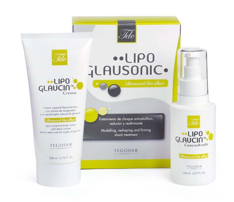 TEGOR Средства для коррекции фигуры Липо глауцин / Lipoglausonic Pack 200 мл + 150 мл