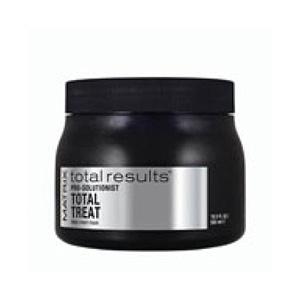 MATRIX Крем-маска для глубокого восстановления волос / PRO SOLUTIONIST 500млМаски<br>Она создана для применения перед тем, как подвергнуть волосы химической завивке или окрашиванию. Содержащиеся в средстве полезные положительно заряженные белковые молекулы оптимизируют баланс влажности, эластичности и силы волос, а также восстанавливают поврежденные, уставшие, сухие и ломкие локоны. Очень важной особенностью крема-маски является возможность ее использования как самостоятельной косметической единицы для возвращения здоровья прядям: от одного до четырех раз в неделю (в зависимости от того, на сколько повреждены волосы). Способ применения: нанесите Treat Deep Cream Mask на чистые и высушенные при помощи полотенца волосы. Затем держите под теплым воздухом фена 5 минут и 15 минут во влажном полотенце. Смойте средство, когда волосы остынут. Сделайте укладку.<br><br>Тип: крем-маска<br>Объем: 500 мл