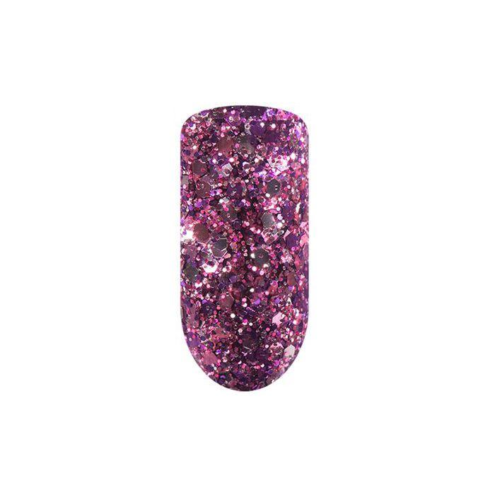 Купить IRISK PROFESSIONAL 65 гель-лак для ногтей / IRISK Glossy Platinum, 5 мл, Розовые