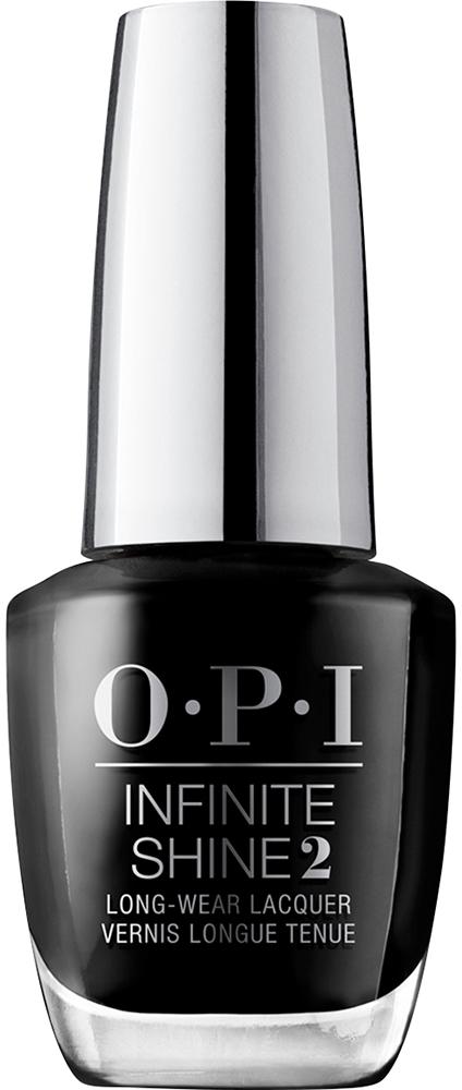 Купить OPI Лак для ногтей / Lady In Black Infinite Shine 15 мл, Черные