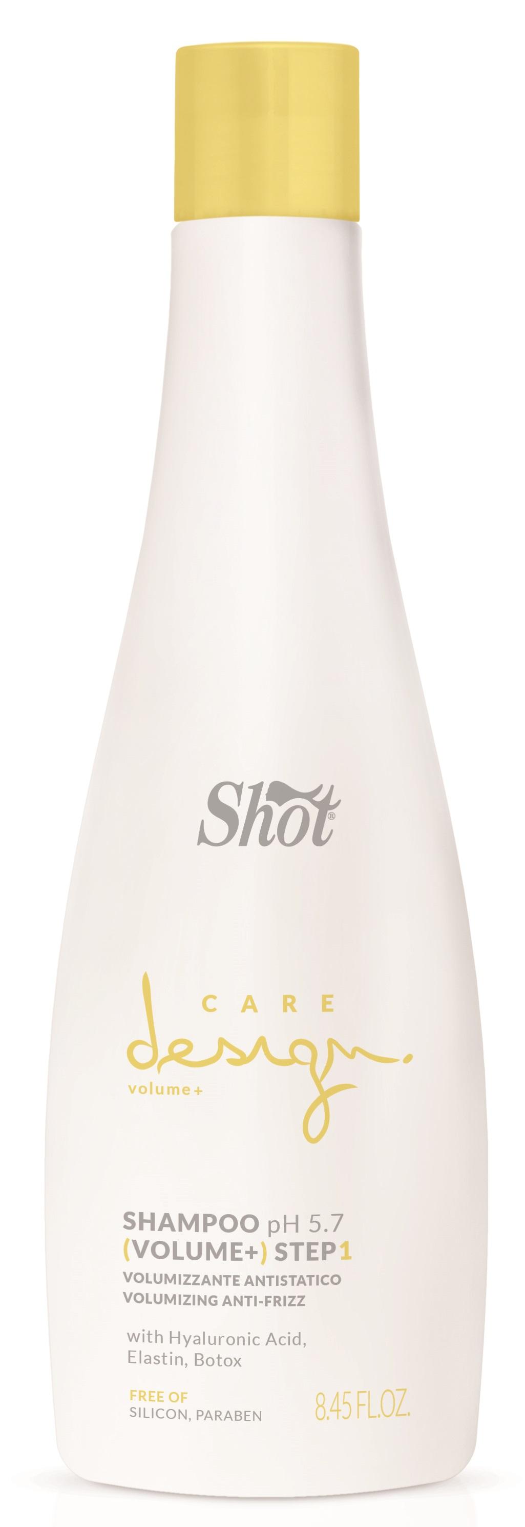Купить SHOT Шампунь для придания объема волосам / Care Design 250 мл