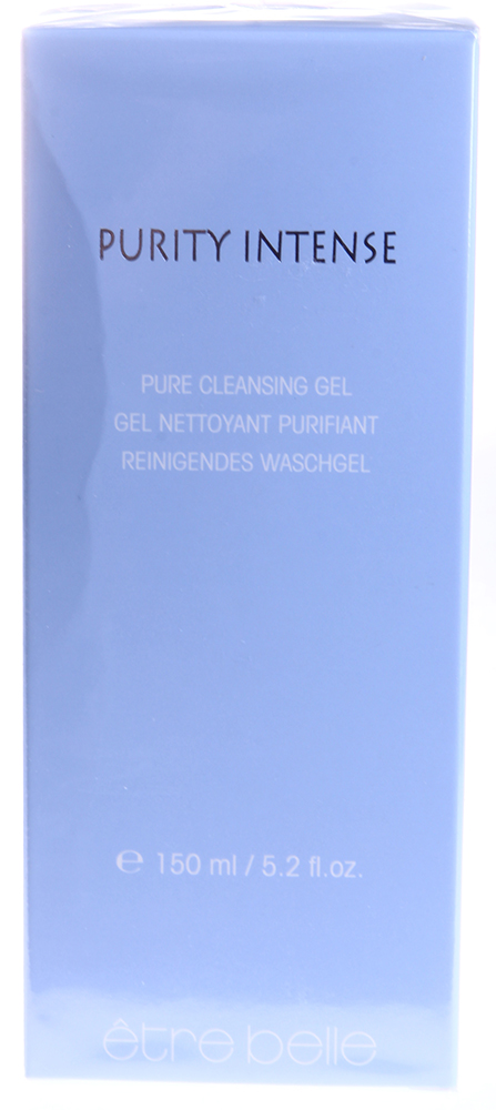 ETRE BELLE Гель очищающий мягкий для комб. склонной к воспалению кожи/ Pure Cleasing Gel Purity Intense 150млГели<br>Мягкий очищающий гель,специально разработанный для глубокого очищения кожи склонной к жирности и воспалениям. Высокое содержания глицерина и пантенола предотвращает пересушивающее воздействие средства на кожу. Салициловая кислота обеспечивает глубокое очищение пор, а также выраженный противовоспалительный эффект. После использования геля кожа чистая и свежая! Активные ингредиенты: глицерин, пантенол, салициловая кислота.Способ применения: небольшое количество геля вспенить с водой, нанести на кожу массажными движениями, остатки средства смыть водой.<br>