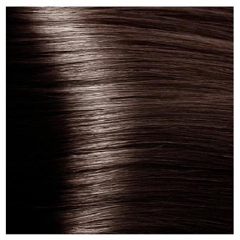 KAPOUS NA 6.8 краска для волос, капучино / Magic Keratin 100 мл