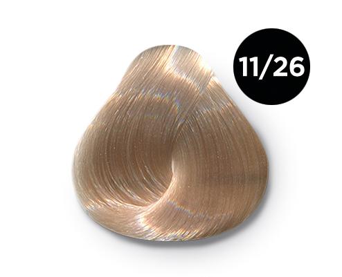 Купить OLLIN PROFESSIONAL 11/26 краска для волос, специальный блондин розовый / OLLIN COLOR 100 мл