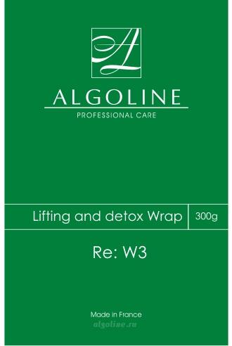 ALGOLINE Обертывание с эффектом лифтинга и вывода токсинов / Lifting and detox wrap 600гр от proficosmetics.ru