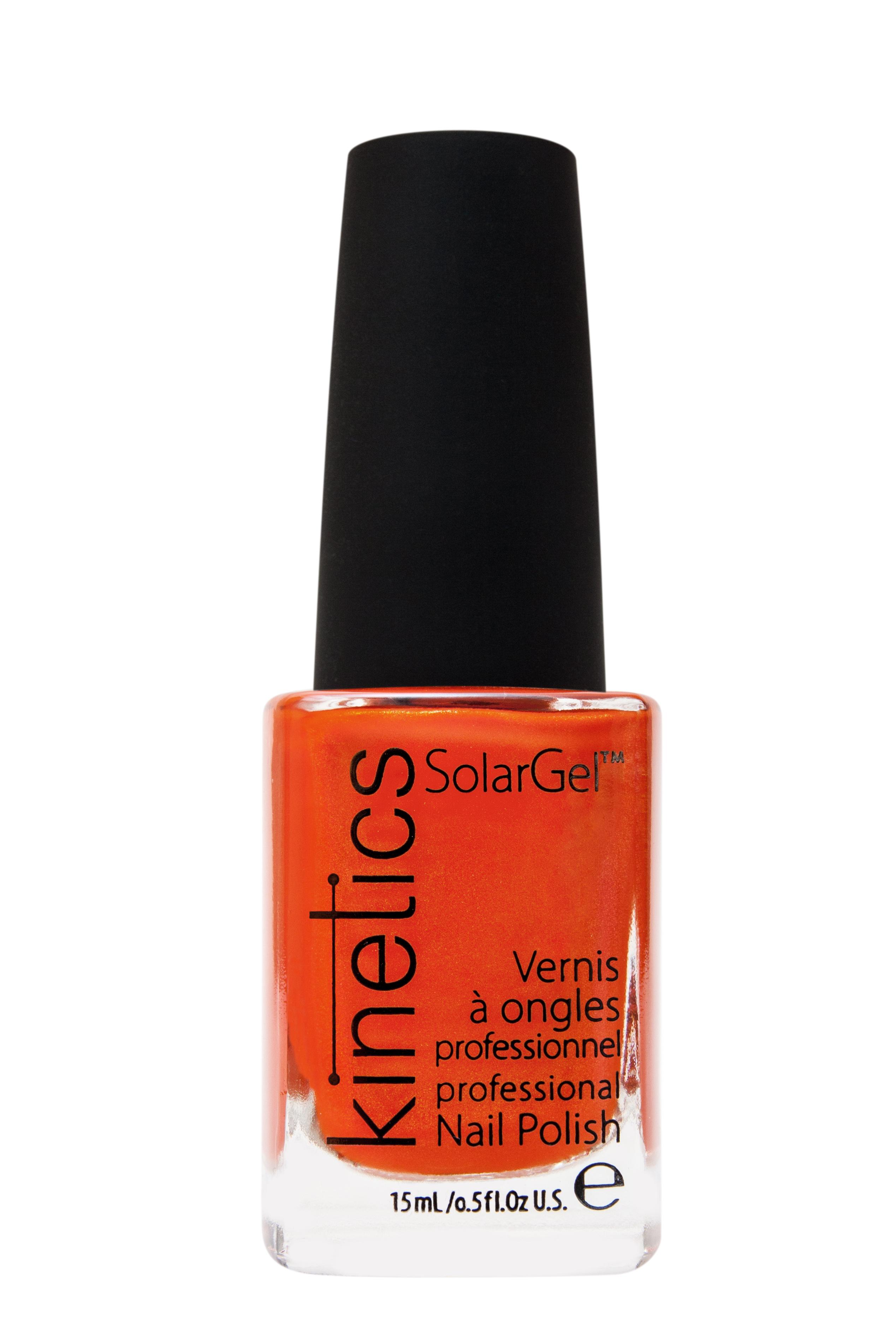 KINETICS 324 лак профессиональный для ногтей / SolarGel Polish TRUE Beauty 15 мл кпб cl 219
