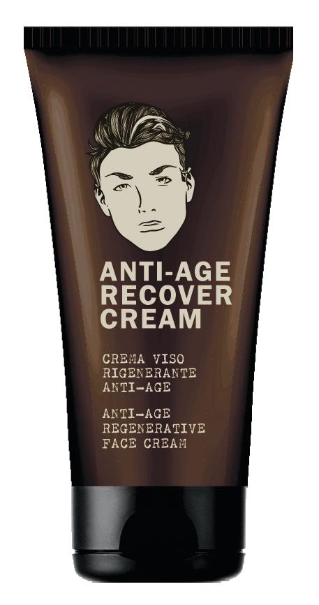DEAR BEARD Крем антивозрастной регенерирующий / ANTI-AGE RECOVER CREAM 75 мл dear beard щетка из древесины венге для усов и бороды 8 4 см