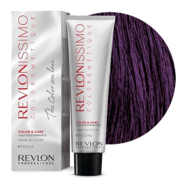 REVLON Professional 33.20 краска для волос, темно-коричневый бургундский / RP REVLONISSIMO COLORSMETIQUE 60 мл