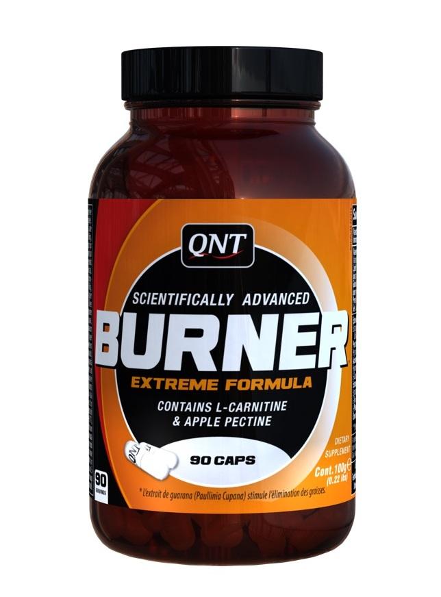 Купить QNT Добавка биологически активная к пище Кью эн ти бернер / Burner 90 капсул