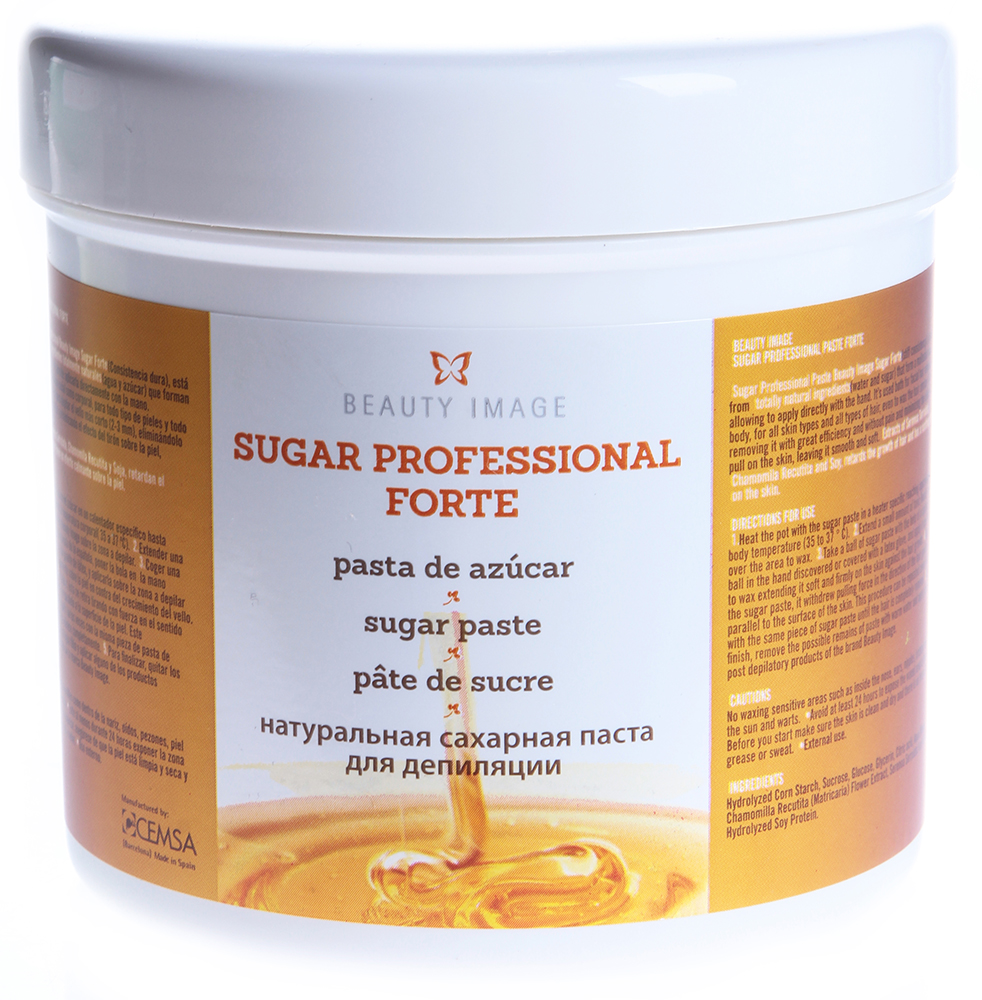 BEAUTY IMAGE ����� �������� ����������� Sugar Professional Forte ������� ������������ ��� ��������� 600��