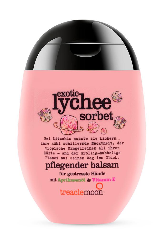 Купить TREACLEMOON Крем для рук Экзотический личи / Exotic Lychee Sorbet 75 мл