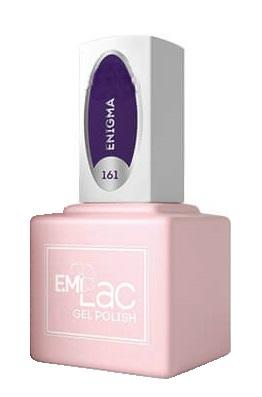 Купить E.MI 161 FQ гель-лак для ногтей, Энигма / E.MiLac 6 мл, Фиолетовые