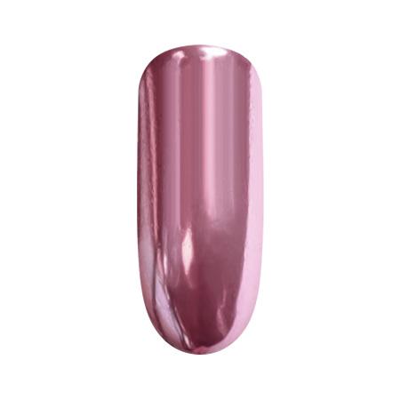 PATRISA NAIL Втирка Зеркальный блеск, розовое золото, супер мелкий помол