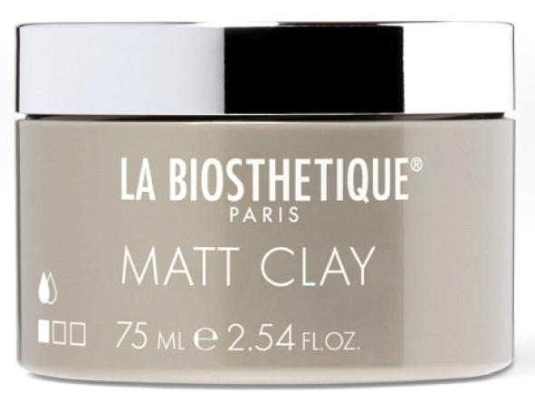 LA BIOSTHETIQUE Паста структурирующая и моделирующая для матовых образов / Matt Clay STYLE 75 мл -  Пасты