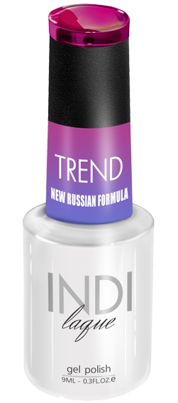 Купить RuNail 5021 гель-лак для ногтей / INDI laque Trend 9 мл, Красные