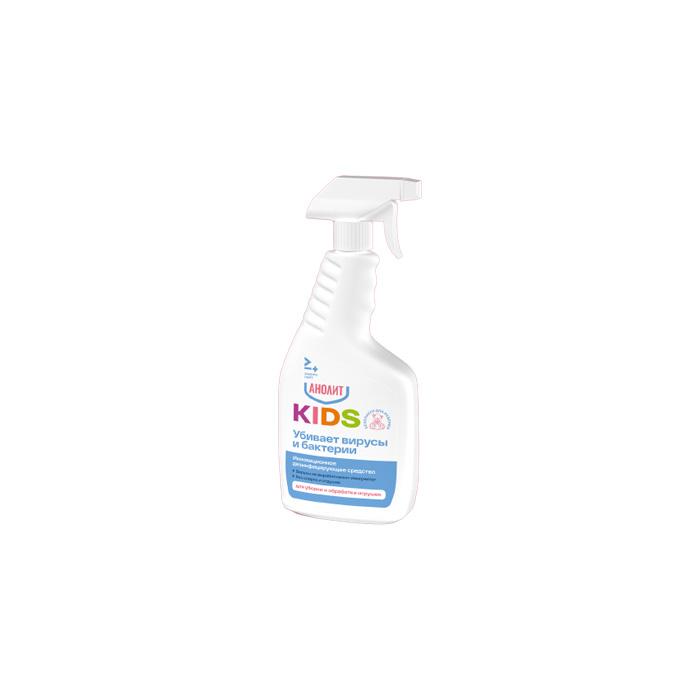 Энвиро Лайт Средство дезинфицирующее для игрушек и детских принадлежностей Анолит / KIDS 650 мл