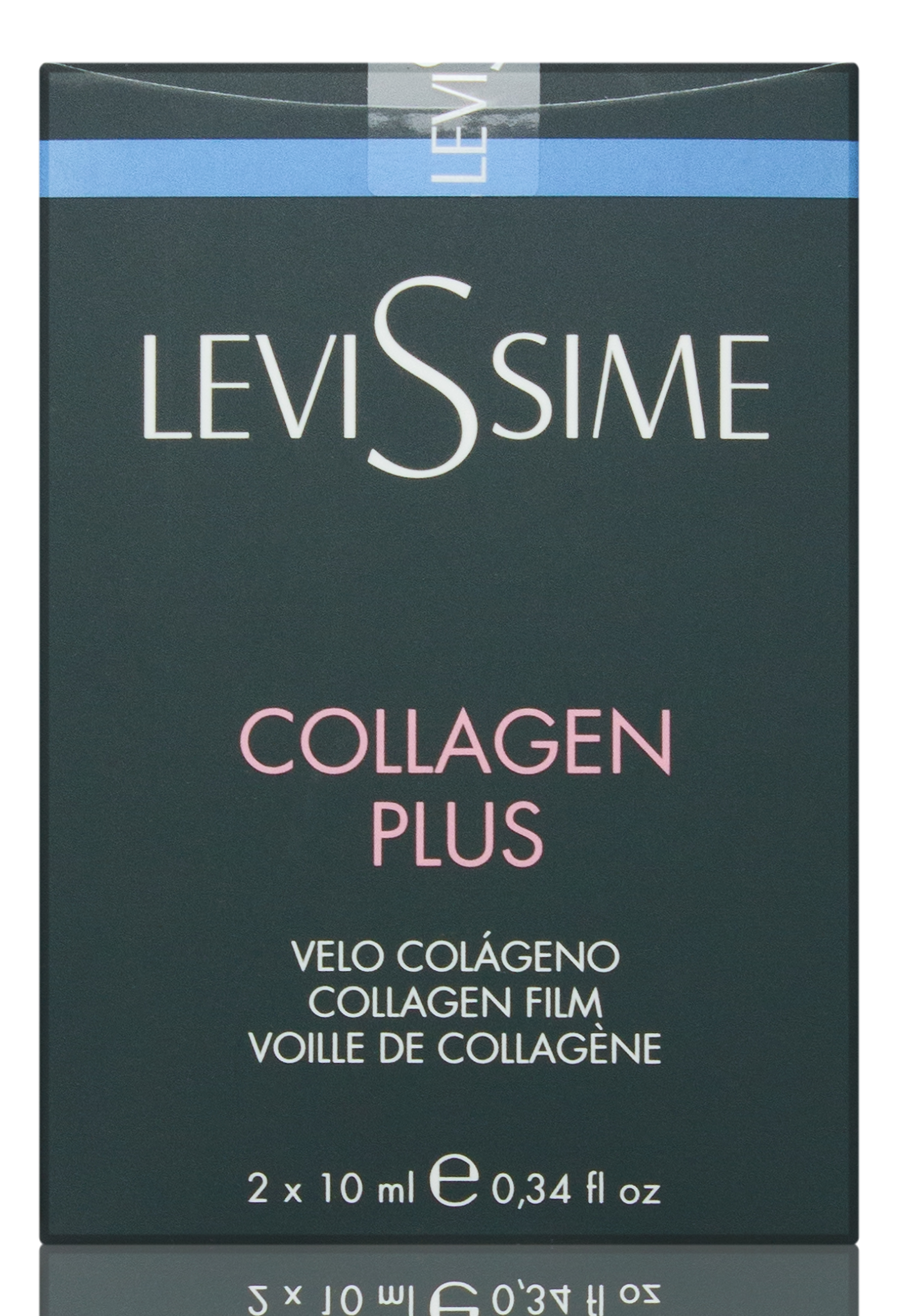 LEVISSIME Комплекс коллагеновый / Collagen Plus 2*10 мл