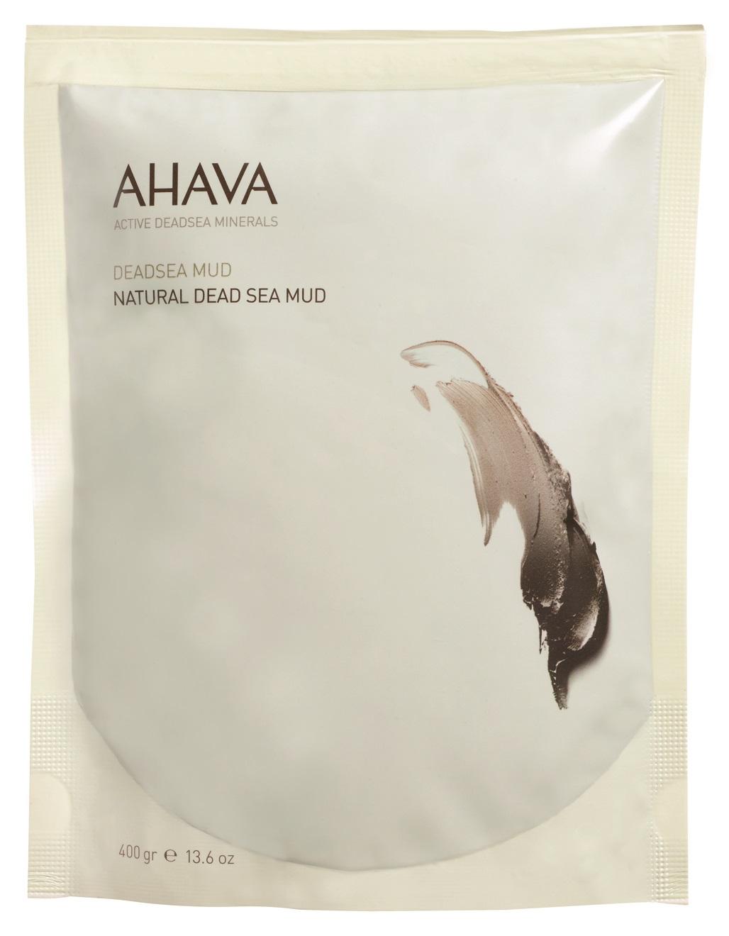 AHAVA Грязь мертвого моря натуральная / Deadsea Mud 400 г - Грязи