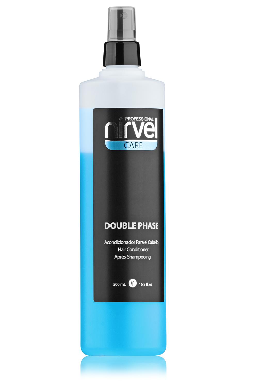 Купить NIRVEL PROFESSIONAL Лосьон-спрей двухфазный несмываемый / DOUBLE PHASE 500 мл
