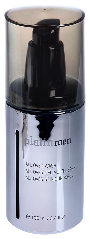 ETRE BELLE Гель для умывания мужской / Platinmen All Over Wash 100мл