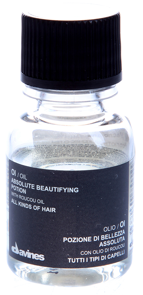 DAVINES SPA Масло для абсолютной красоты волос / OI ESSENTIAL HAIRCARE 1*12 мл