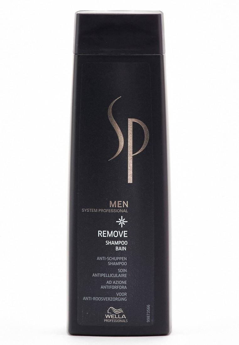WELLA Шампунь против перхоти / Removing Shampoo 250 мл dikson себобалансирующий шампунь против перхоти keiras shampoo antiforfora dermopurificante 250 мл
