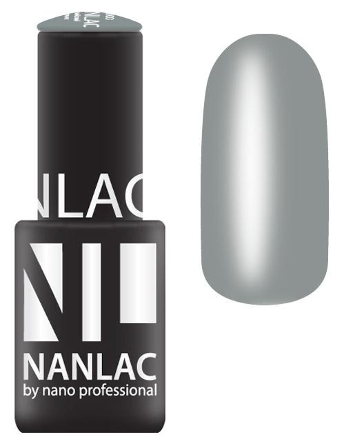 NANO PROFESSIONAL 2107 гель-лак для ногтей, Эвридика и Орфей / NANLAC 6 мл