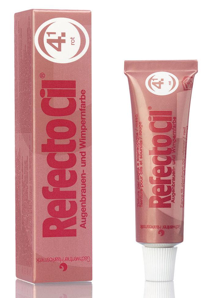 Купить REFECTOCIL Краска для бровей и ресниц, № 4.1 красный 15 мл