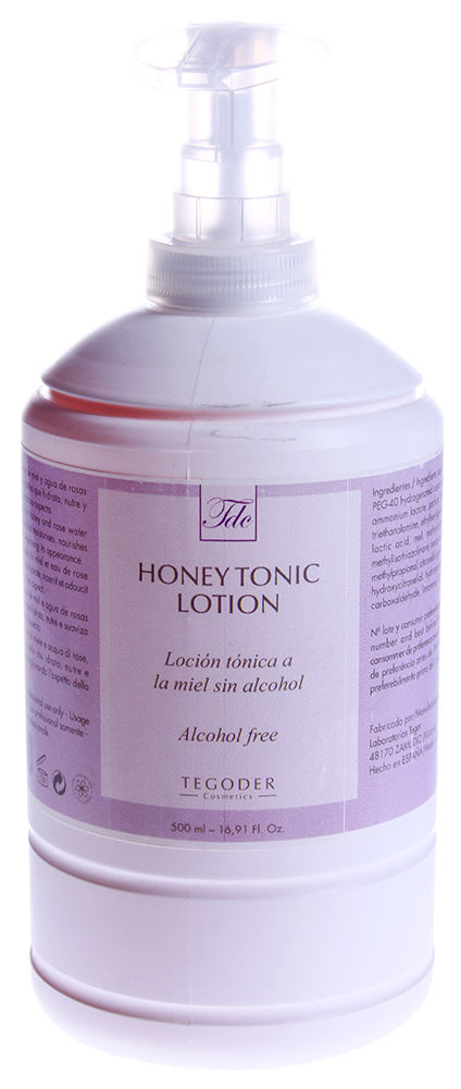 TEGOR ������ ����� � ����� / Honey Tonic Lotion COMPLEMENTARY 500��