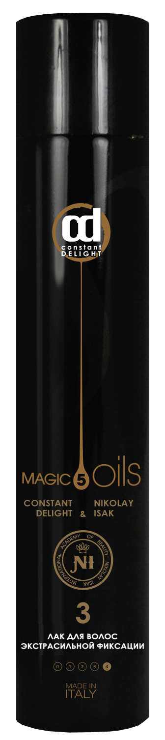 Купить CONSTANT DELIGHT Лак экстрасильной фиксации для волос №3, без запаха / Style 400 мл