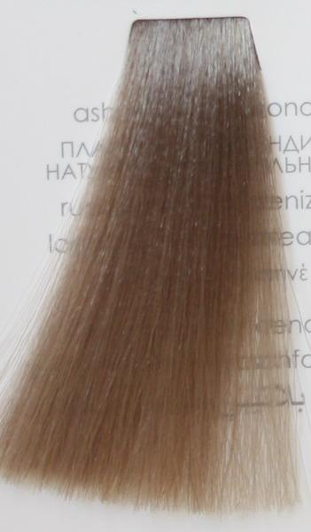 Купить SHOT 10.01 краска с коллагеном для волос, платиновый блондин натуральный пепельный / DNA COLOR 100 мл
