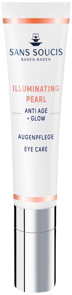 Купить SANS SOUCIS Крем антивозрастной для глаз / ILLUMINATING PEARL ANTI AGE + GLOW EYE CARE 15 мл