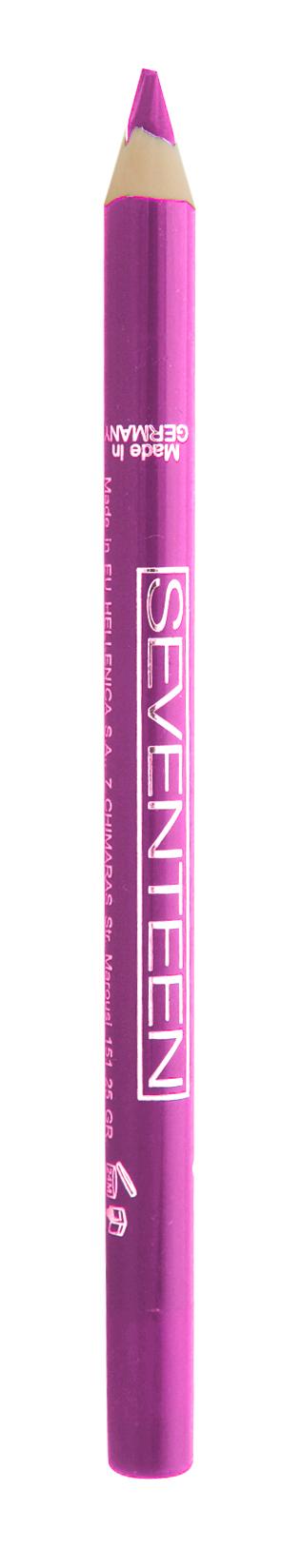 SEVENTEEN Карандаш для губ водостойкий с витамином Е, 32 модный розовый / Super Smooth W/P Lip Liner 1,2 г косметические карандаши seventeen карандаш для губ водостойкий с витамином е super smooth w p lip liner 32