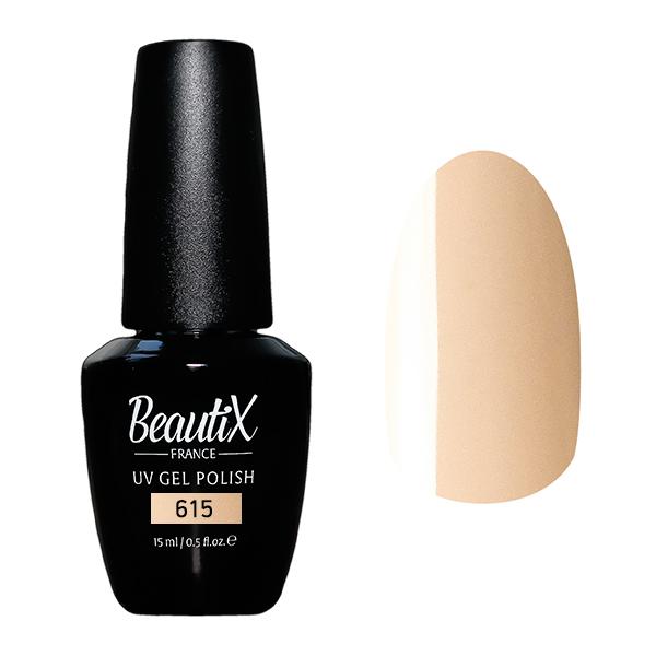 Купить BEAUTIX 615 гель-лак для ногтей 15 мл, Розовые