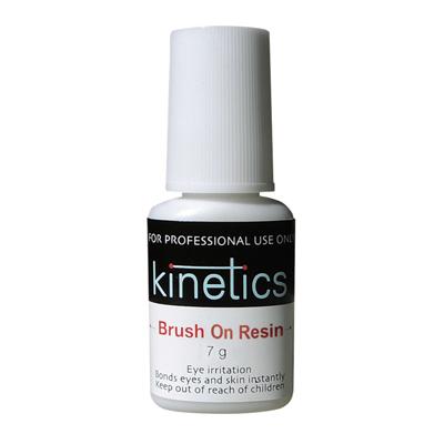 KINETICS Клей для типсов / Brush on Resin 7мл