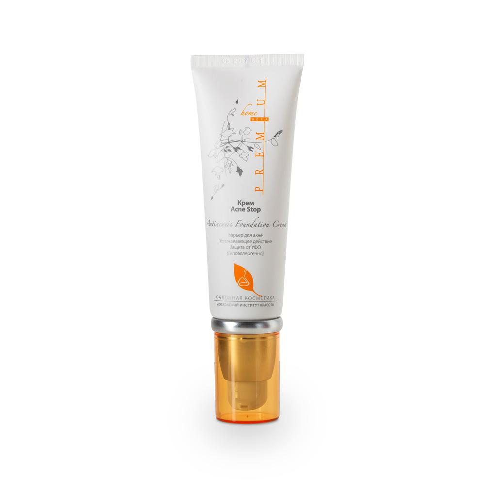 PREMIUM Крем Acne stop / Homework 50мл premium крем маска acne free салонная косметика премиум premium acne free гп040086 50 мл