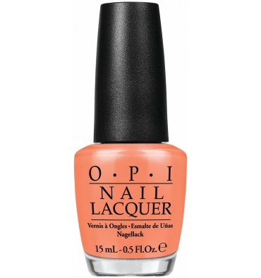 OPI Лак для ногтей Is Mai Tai Crooked? / Hawaii Collection 15мл
