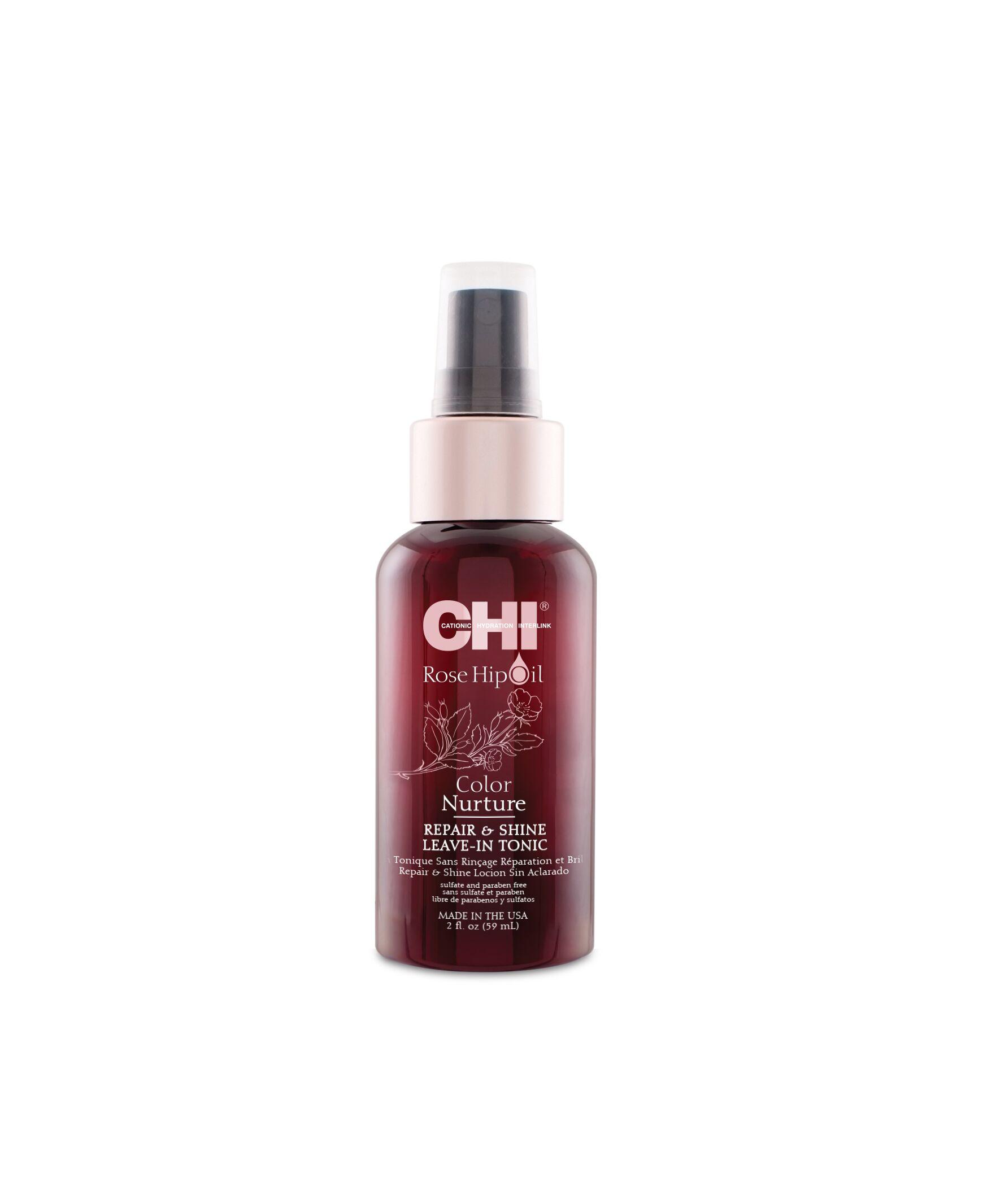 CHI Тоник с маслом шиповника для волос 59 мл