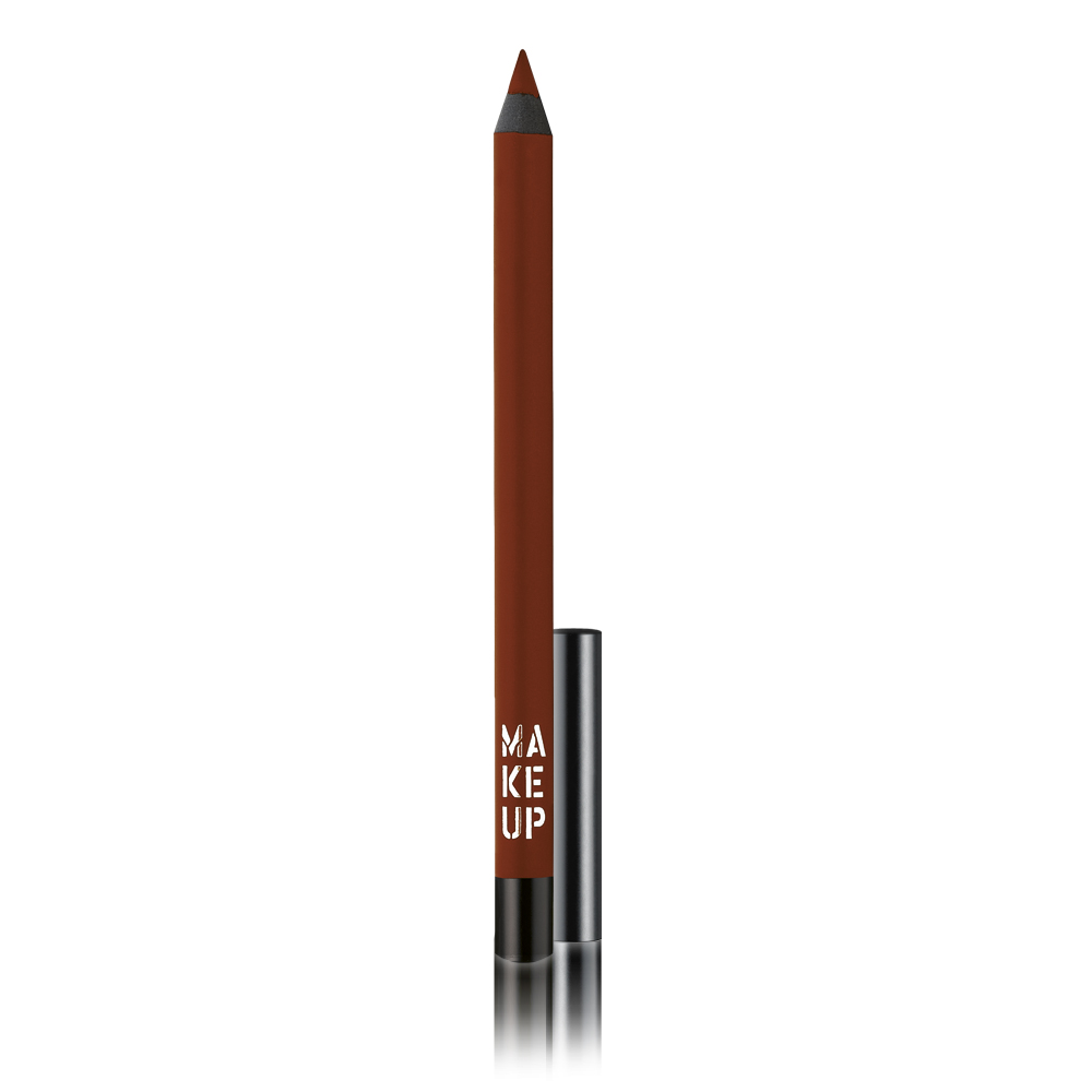 MAKE UP FACTORY Карандаш для губ, 48 гранат / Color Perfection Lip Liner 1,2 г косметические карандаши make up factory карандаш для губ color perfection lip liner 39