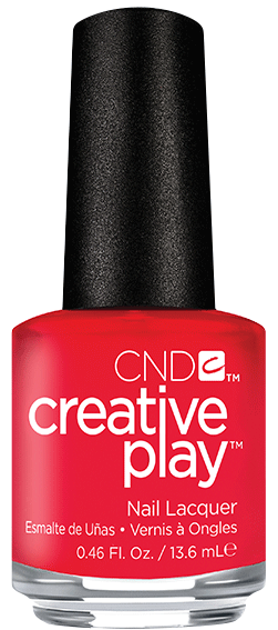 CND 453 лак для ногтей / Hottie Tomattie Creative Play 13,6 мл