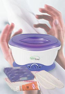 GEZATONE Ванна - нагреватель парафина на 2кг+30 защ. пакетов от Галерея Косметики