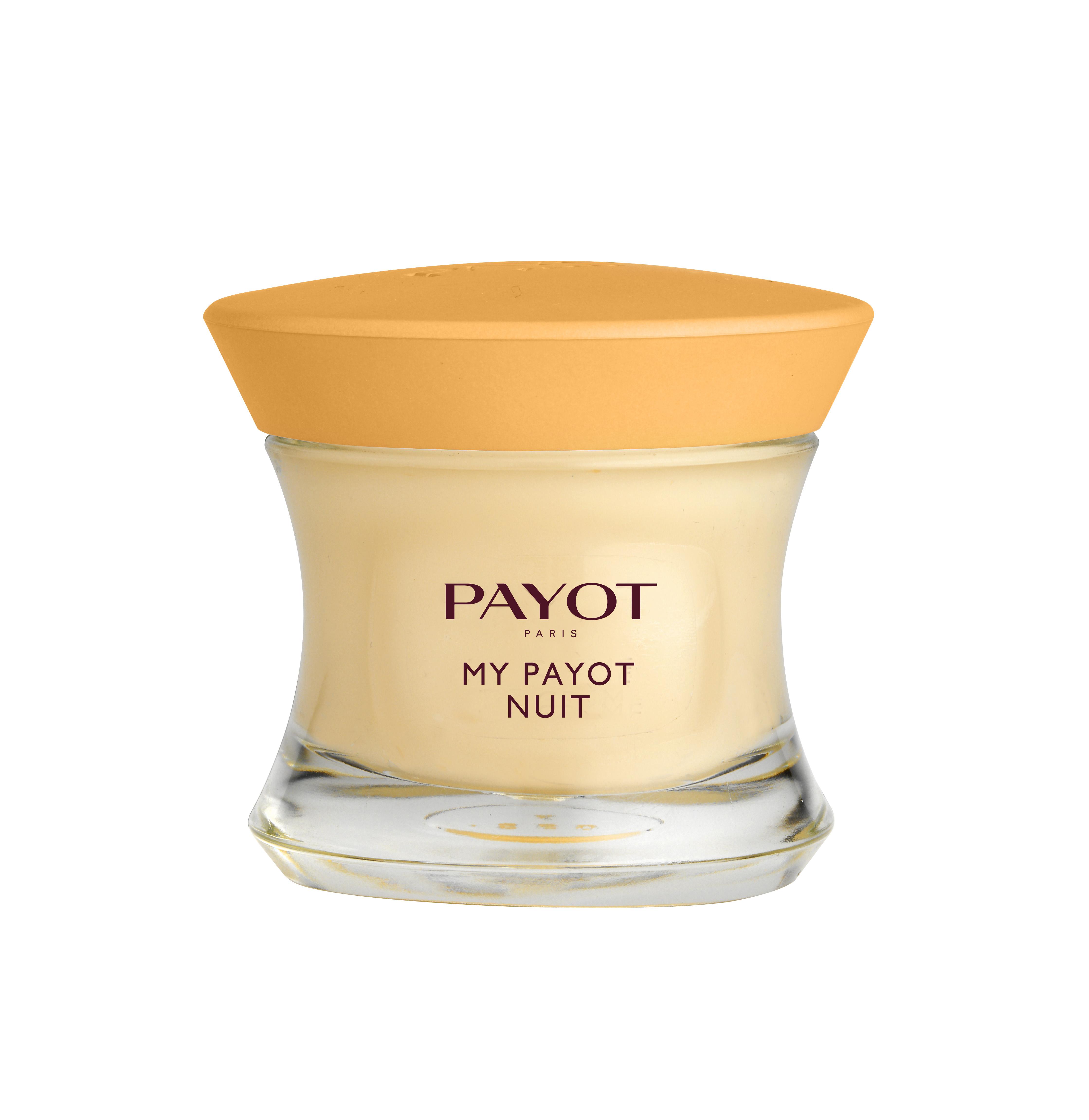 PAYOT Средство ночное восстанавливающее для лица с активными растительными экстрактами / My Payot, 50 мл