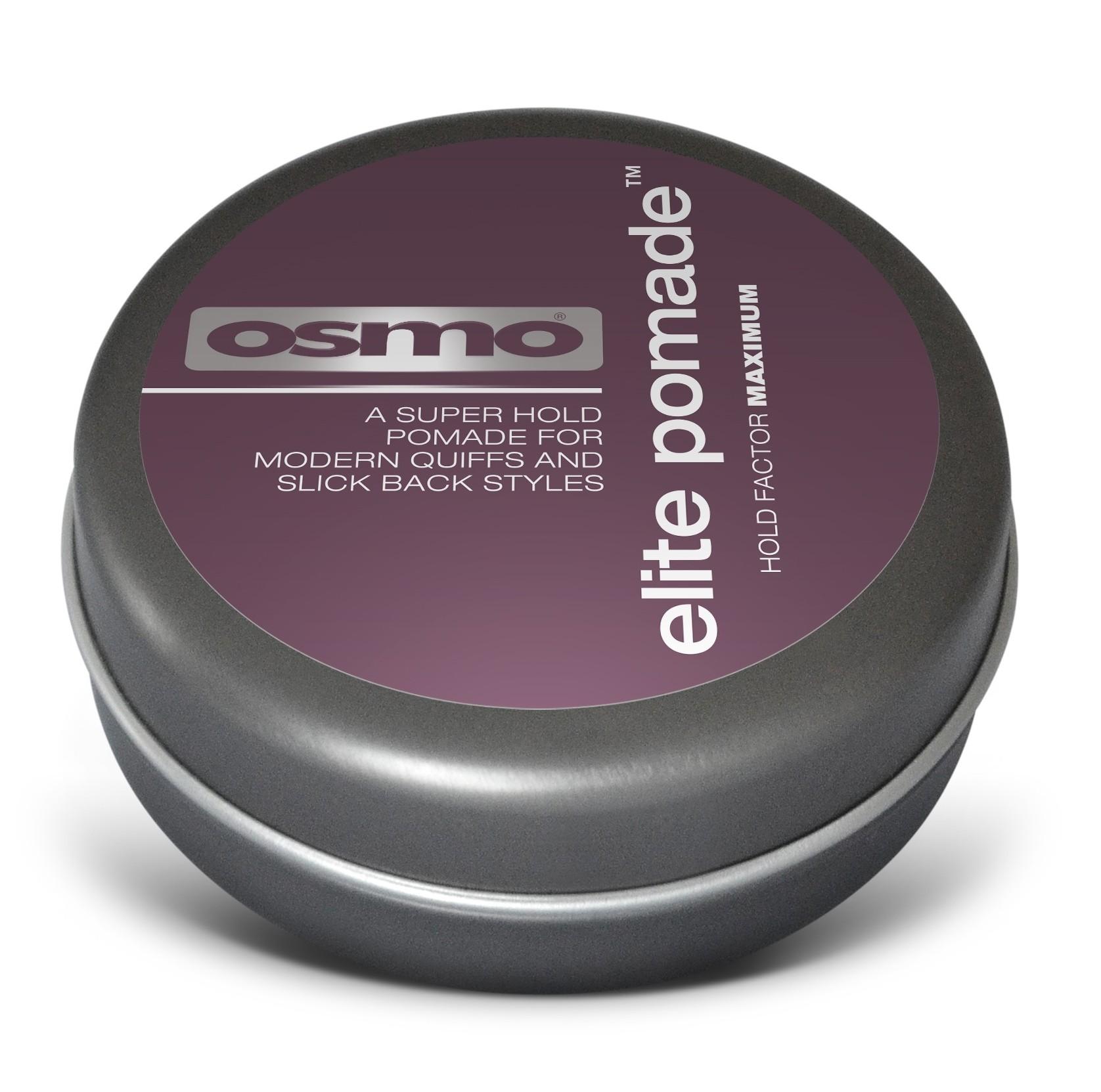 OSMO Гель-стайлер ультрасильной фиксации, степень фиксации 4 / Elite Pomade Traveller 25мл -  Гели